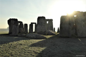 Frosty morning at Stonehenge